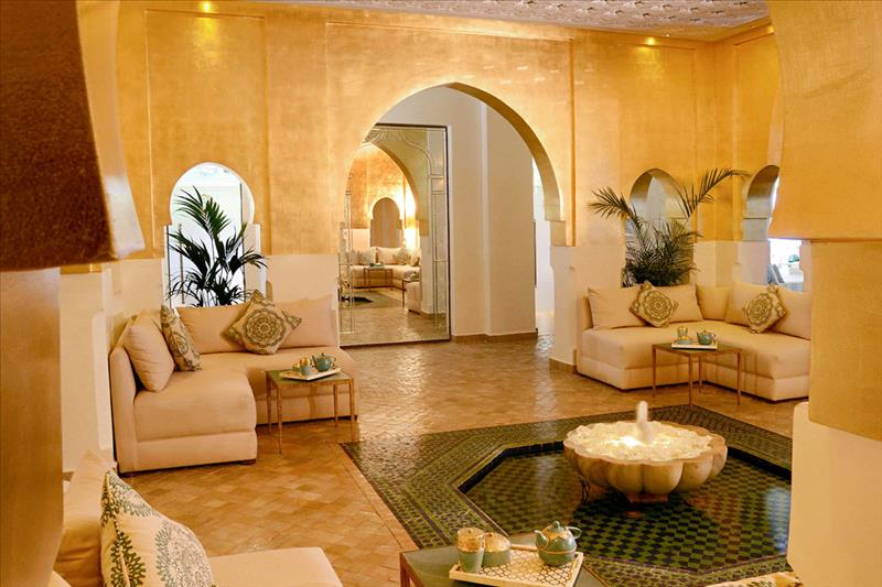 Hotel Sofitel Marrakech Lounge en Spa