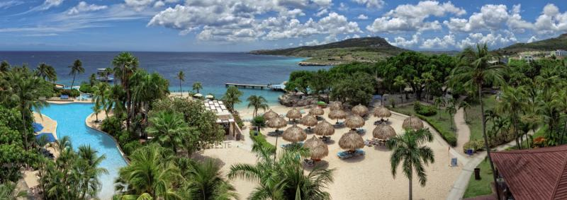 Hotel Dreams Curacao Resort Spa en Casino