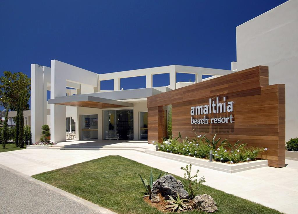 Hotel Amalthia Beach Resort 2