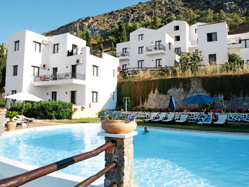 Hotel Creta Blue Boutique en Suites
