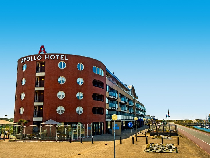 Hotel Apollo IJmuiden Seaport Beach