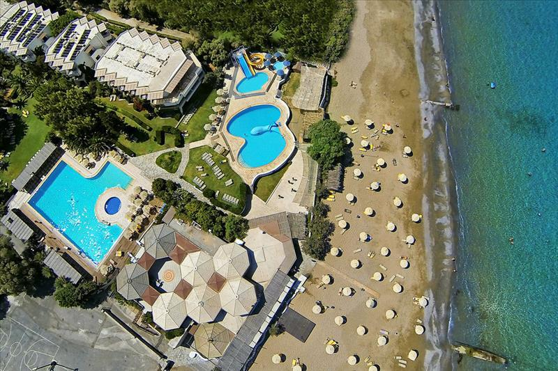 Hotel Apollonia Beach Resort en Spa 2