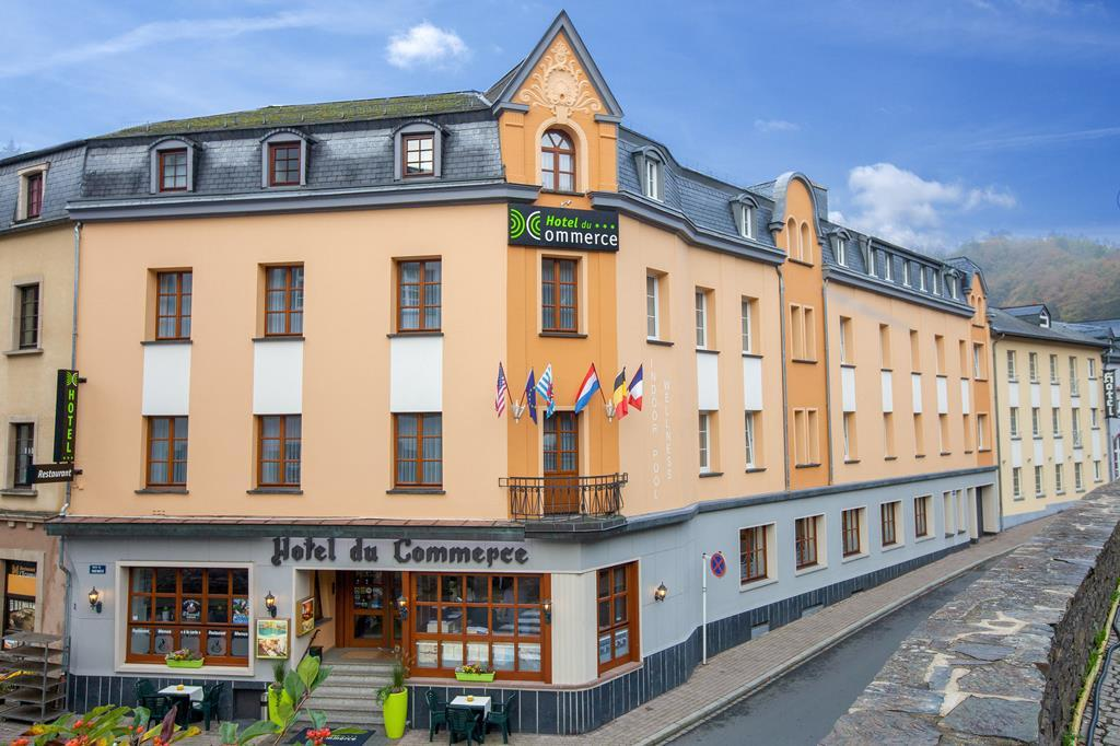 Hotel Du Commerce 3