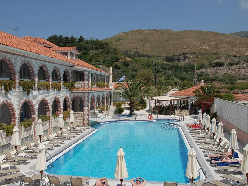 Hotel Meandros Boutique en Spa