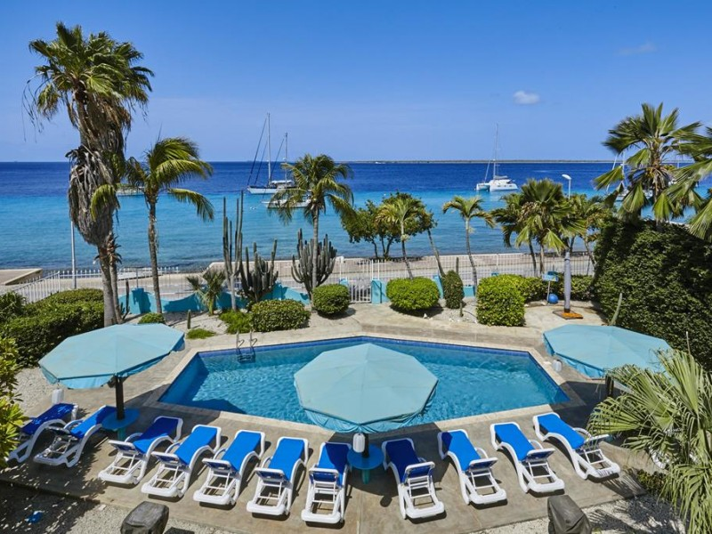 Appartement Bonaire Oceanfront