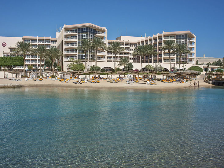 Hotel Marriott Hurghada Beach Resort 2