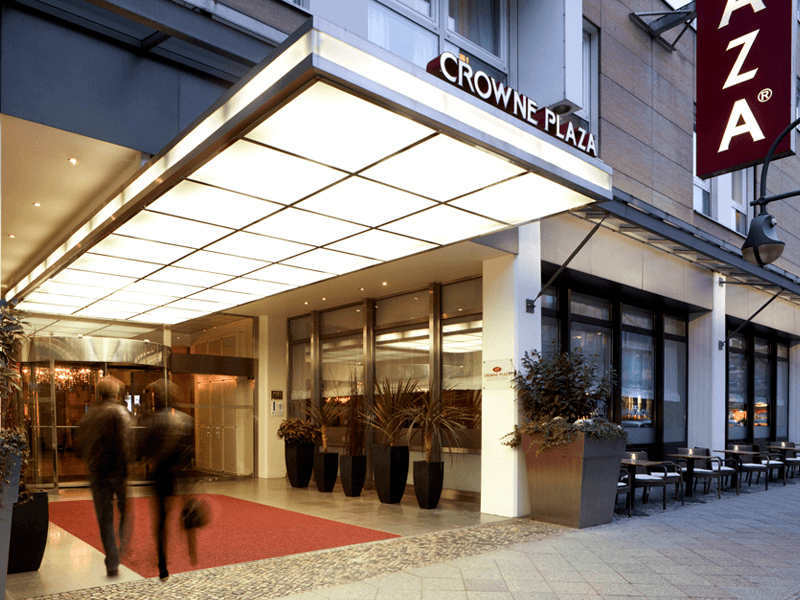 Hotel Crowne Plaza Berlin City Center 1