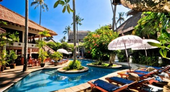 Hotel Sativa Sanur Cottages 4