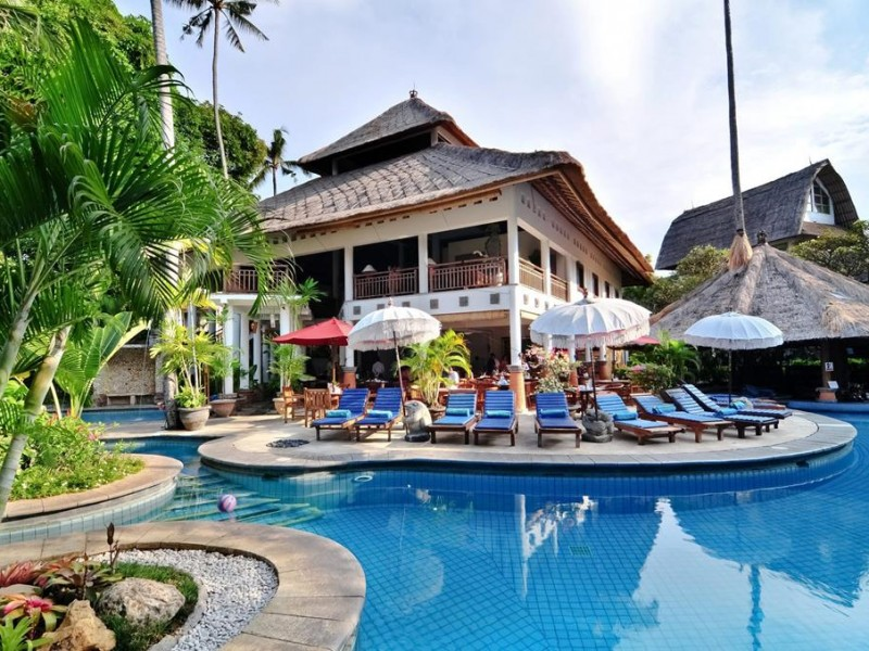 Hotel Sativa Sanur Cottages 1
