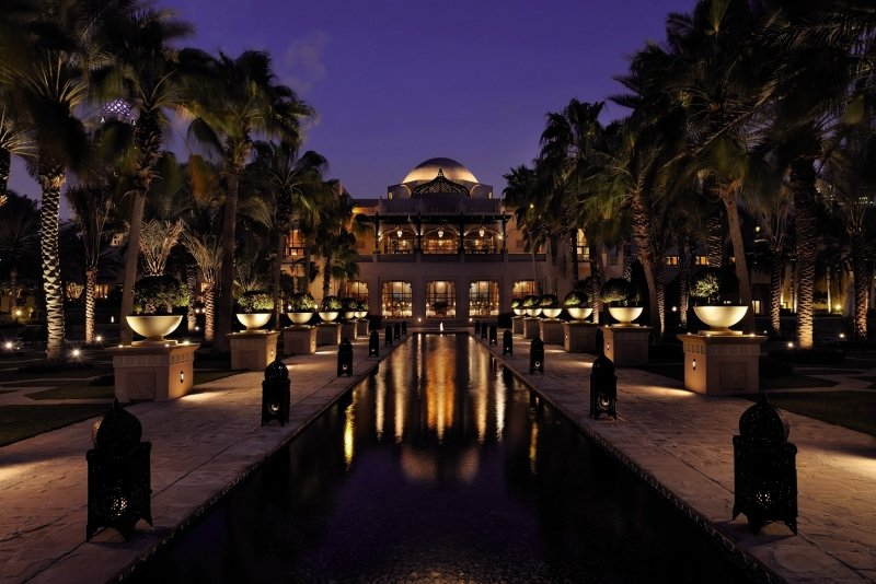 Hotel One and Only Royal Mirage The Palace 2