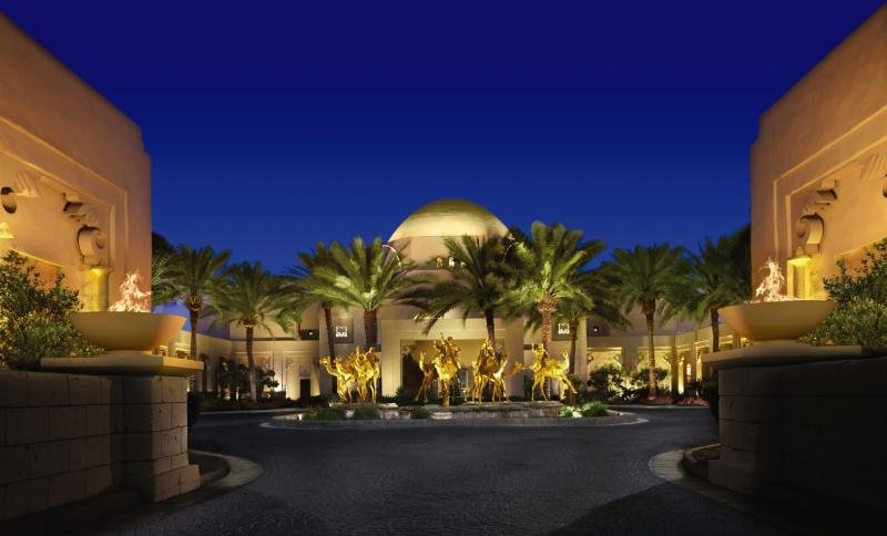 Hotel One and Only Royal Mirage The Palace 4
