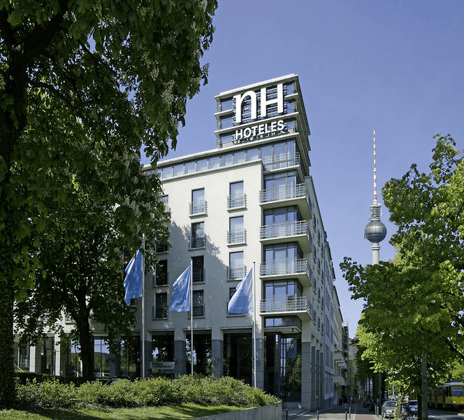 Hotel Nh Berlin Alexanderplatz 1