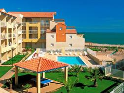 Appartement Residence Alizea Beach 3