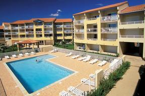 Appartement Residence Alizea Beach 2