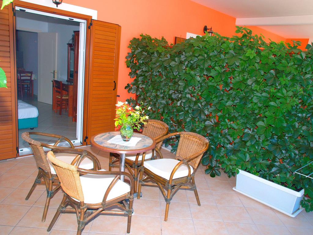 Appartement Villa Orange 4