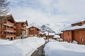 Appartement Cgh Residences Les Cimes Blanches 3