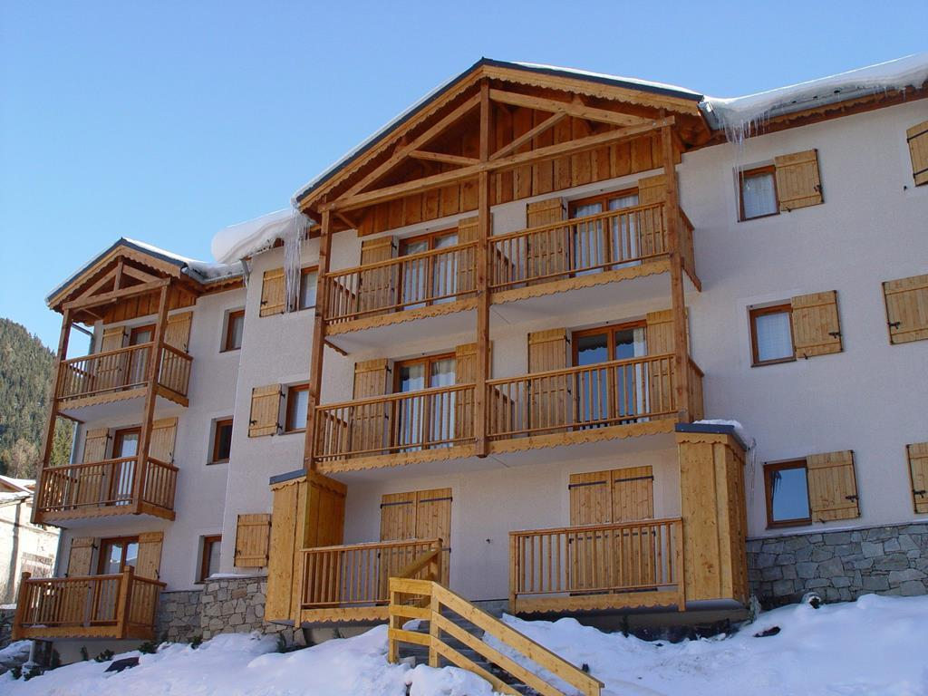 Appartement Residence Le Belvedere 1