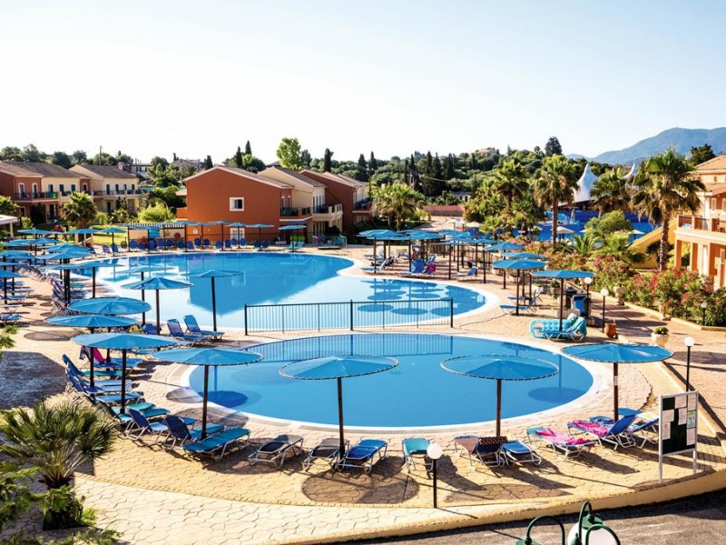 Apartotel Aqualand Village 1