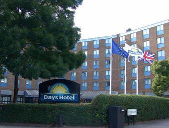 Hotel Days Inn Waterloo 4