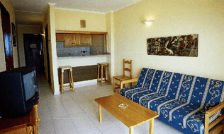 Appartement Caribe 4