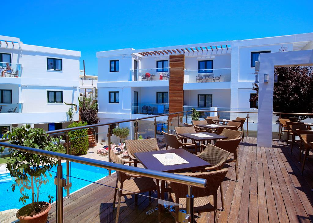 Appartement Minos Village 1