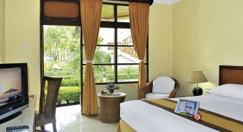 Hotel The Jayakarta Bali Beach Resort Residence En Spa 2