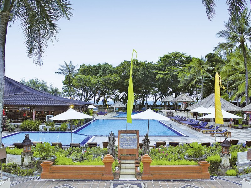 Hotel The Jayakarta Bali Beach Resort Residence En Spa 1