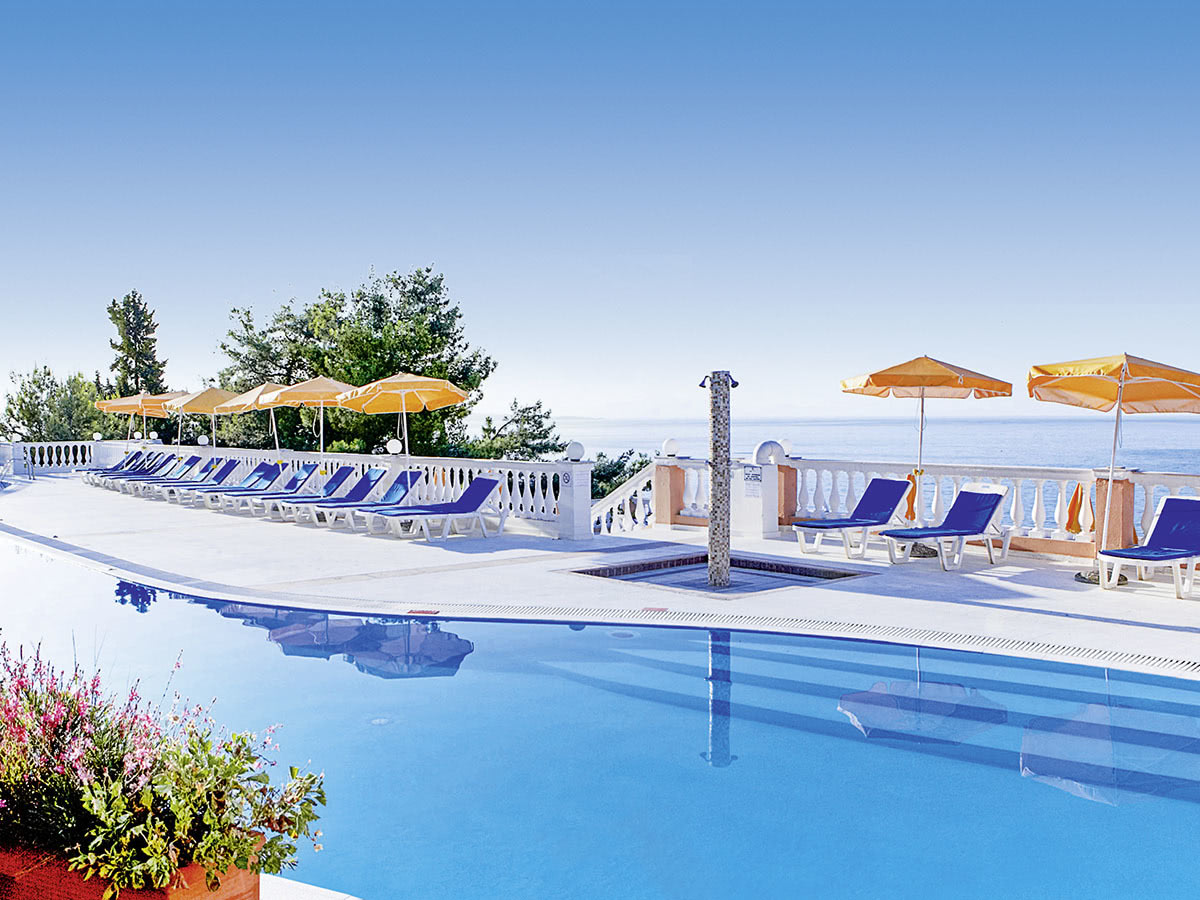 Hotel Sunshine Corfu en Spa 1