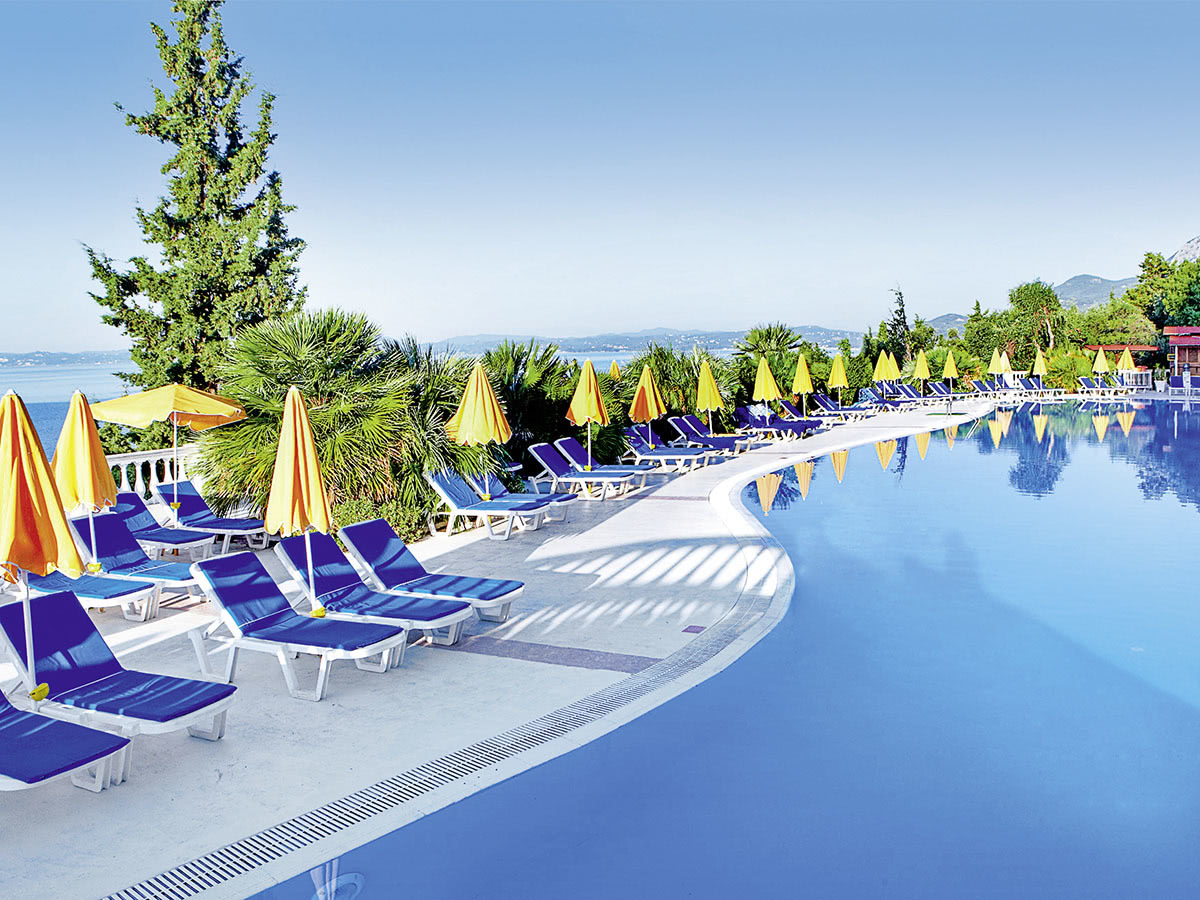 Hotel Sunshine Corfu en Spa 4