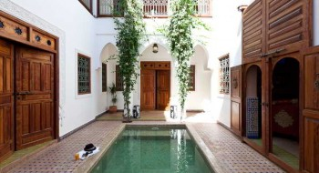 Hotel Riad Les Bougainvilliers 3
