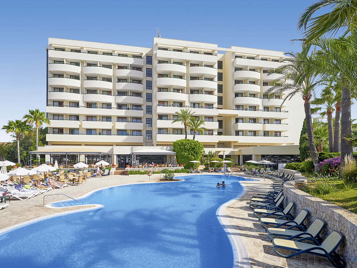 Hotel Hipotels Marfil Playa 1