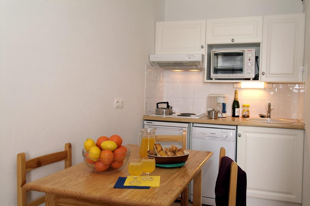 Appartement Odalys Residence L Ours Blanc 3