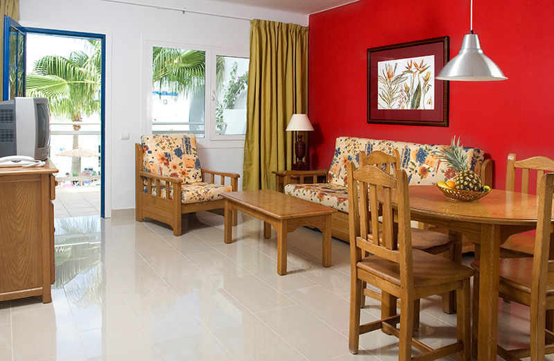 Appartement Parque Tropical 4