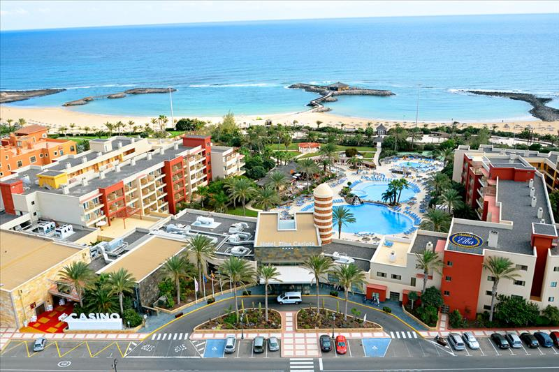 Hotel Elba Carlota en Convention centre 4
