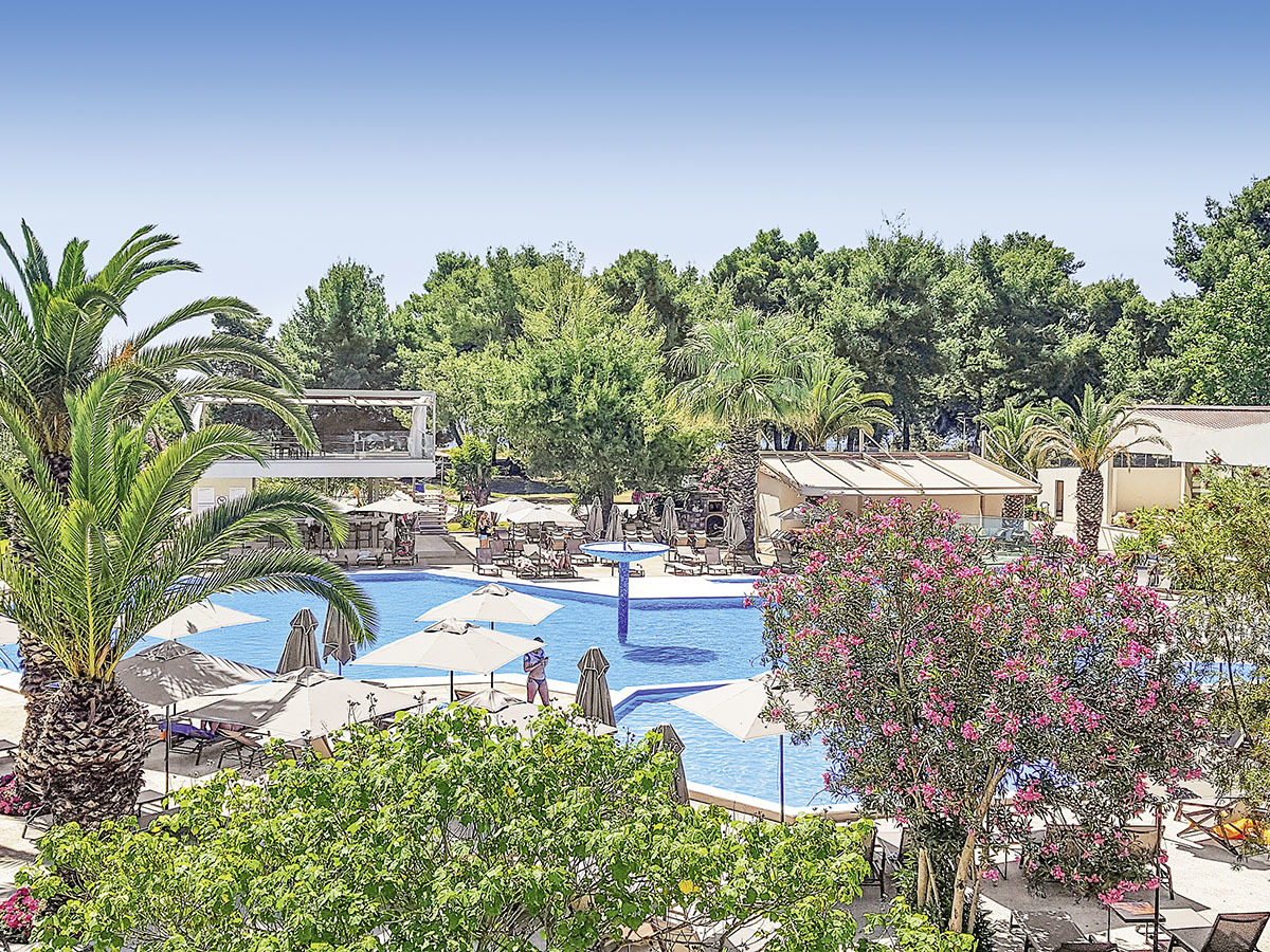 Hotel Holiday Club Poseidon Village Sithonia 3