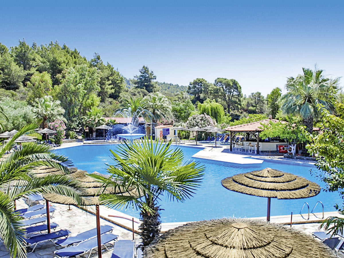 Hotel Holiday Club Poseidon Village Sithonia 1