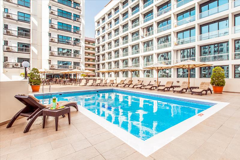 Apartotel Golden Sands 3 1