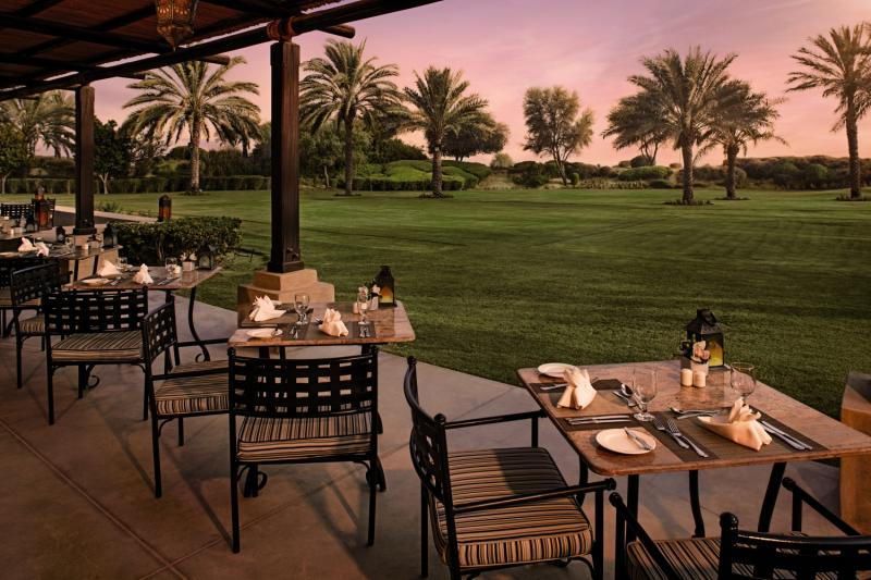 Hotel Bab Al Shams Desert Resort en Spa
