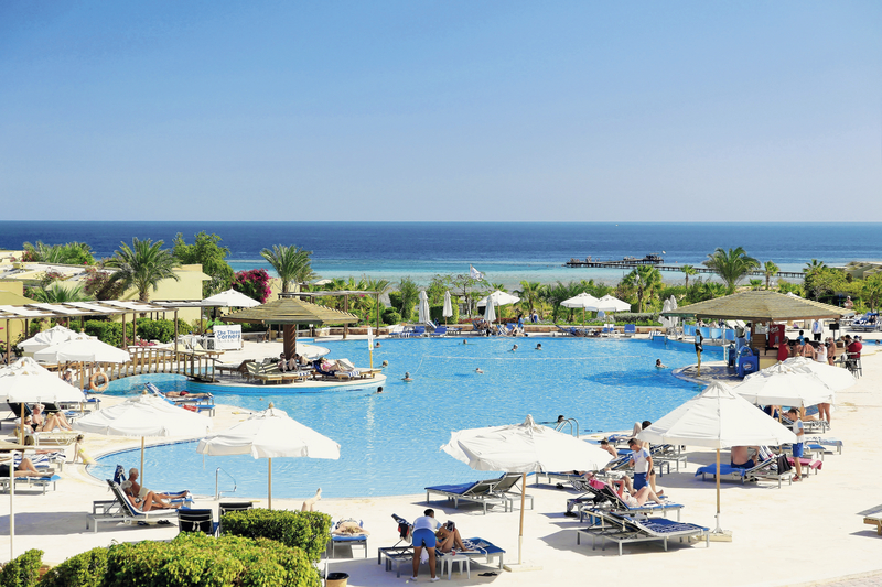 Hotel The Three Corners Fayrouz Plaza Beach Resort 1