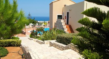 Appartement Pilots Villas Luxury Suites 2
