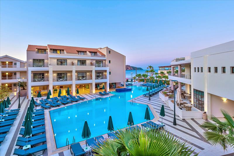 Apartotel Porto Platanias Beach Resort en Spa