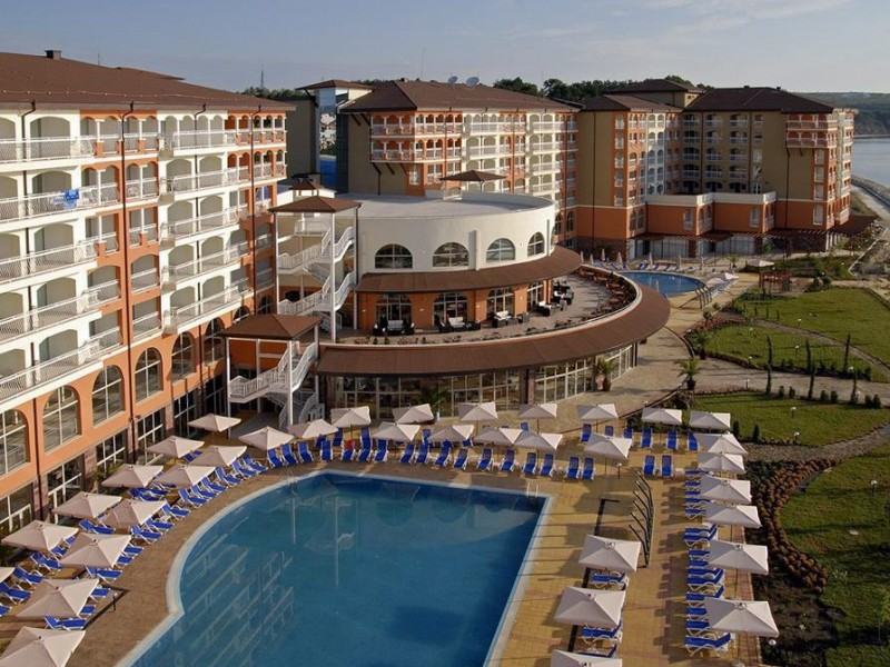 Hotel Sol Luna Bay en Mare Resort