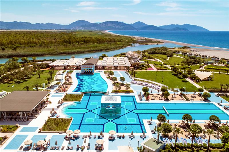 Hotel Dalaman Sarigerme Resort and Spa