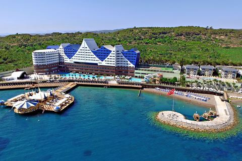 Hotel Orange County Resort Alanya