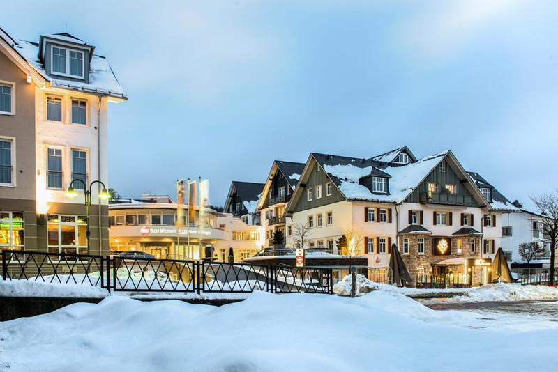 Hotel Best Western Plus Willingen 1