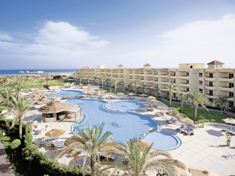 Hotel Amwaj Blue Beach Resort En Spa Abu Soma 1