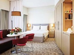 Hotel Suite Novotel Mall Of The Emirates 2