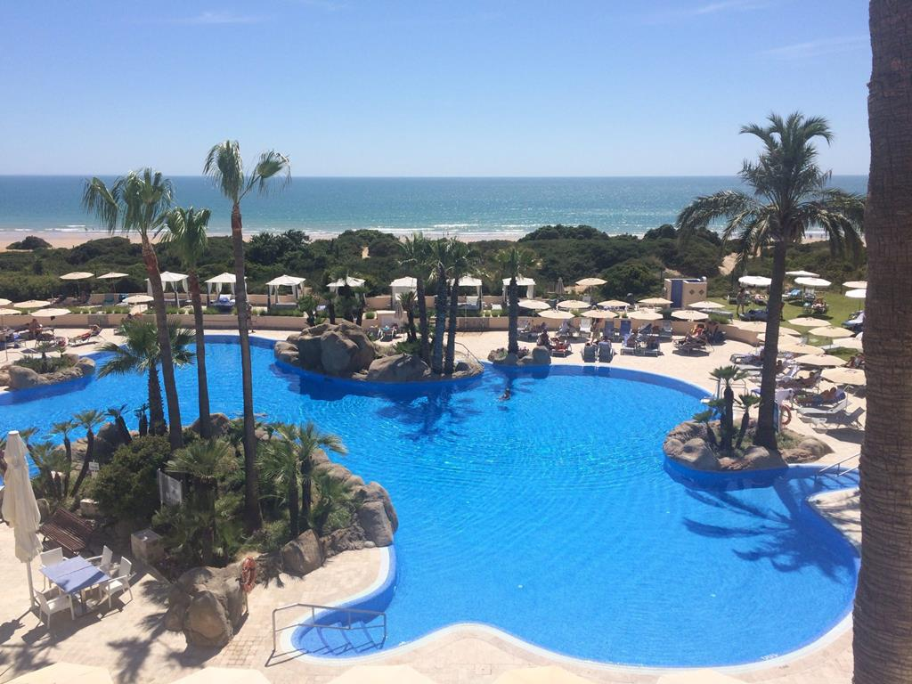 Hotel Sensimar Hipotels Playa La Barrosa 1