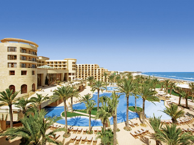 Hotel Resort en Marine Spa Sousse