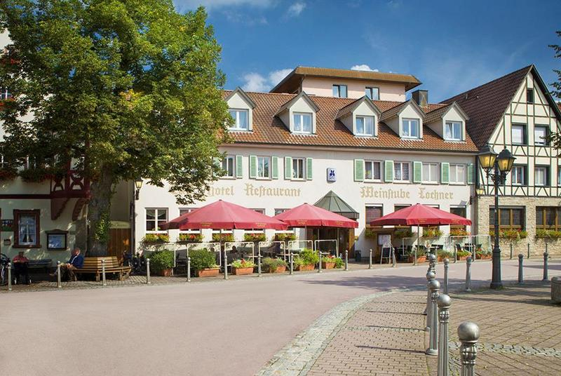 Hotel Flair Lochner Weinstube